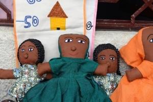 Terra Kahwa Poupees 1 Maison ACEDE Ethiopie