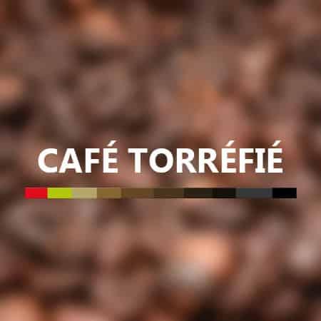 CAFE TORREFIE - Café d'Ethiopie Origine Certifiée Terra Kahwa