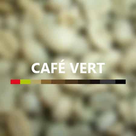 CAFE VERT - Café d'Ethiopie Origine Certifiée Terra Kahwa