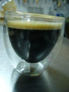 tasse de cafe ethiopien Terra Kahwa